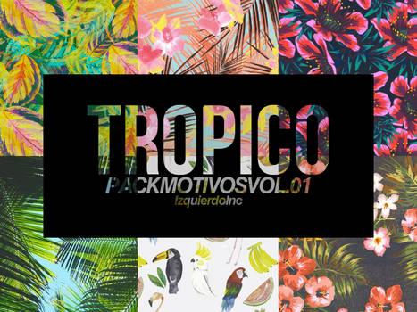 TROPICO Pack Motivos Vol. 01
