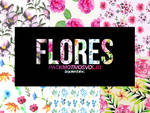 Flores Pack Motivos Vol. 03