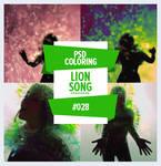 PSD #028 - lionsong