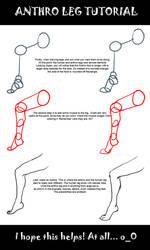 Anthro Leg Tutorial by mindsend