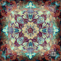 MANDALA DESIGN 141 ANIMATED MORPHS by Philluppus