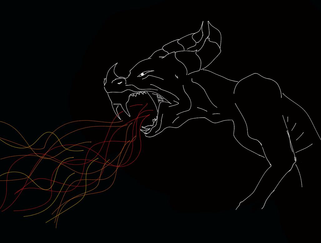 Monster from Muro by FluffyAlbinoBacon