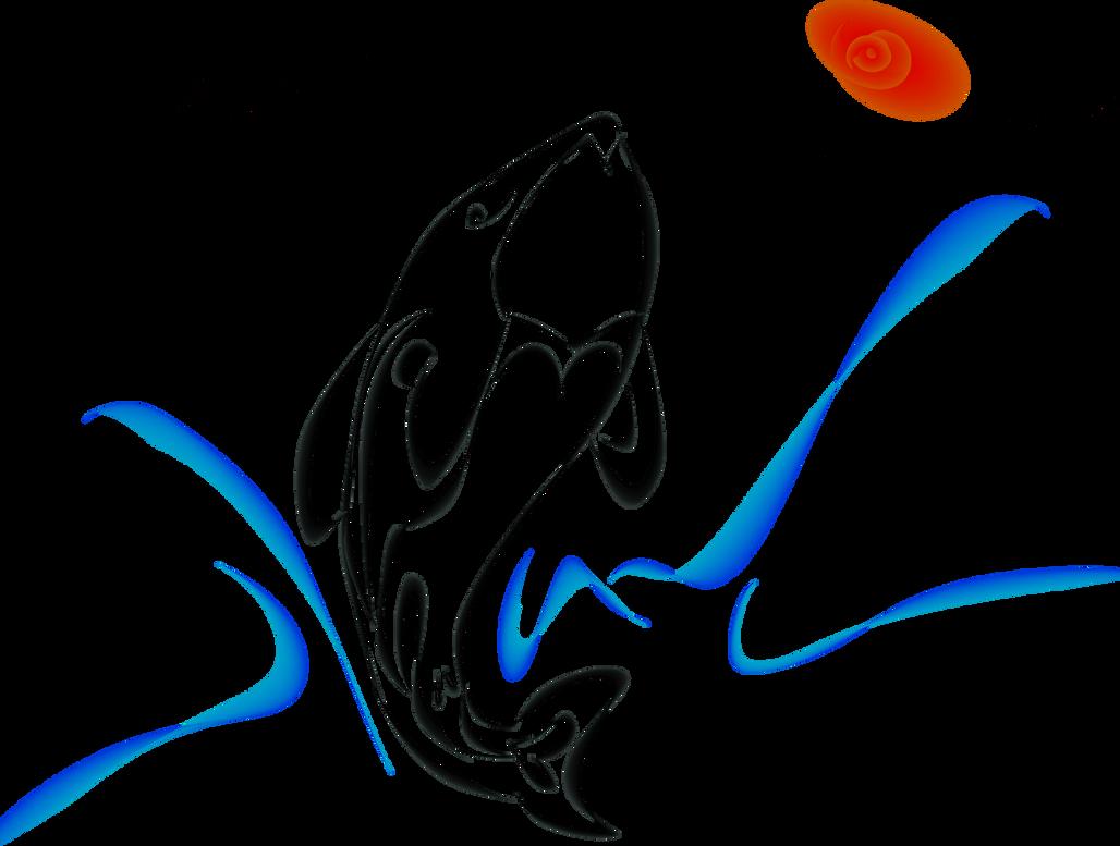 muro dolphin by FluffyAlbinoBacon