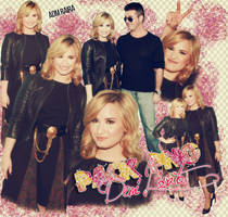 PackPNG - Demi Lovato by ADMRaira
