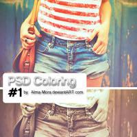PSD coloring +1 by alma-mora