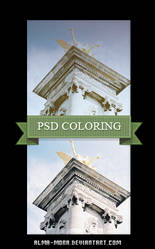 PSD Coloring +85