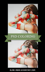 PSD Coloring +87