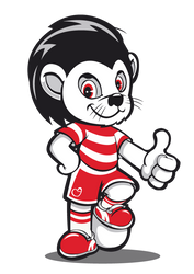 Vector Club Africain Mascot - Namroud by Fakedeath01