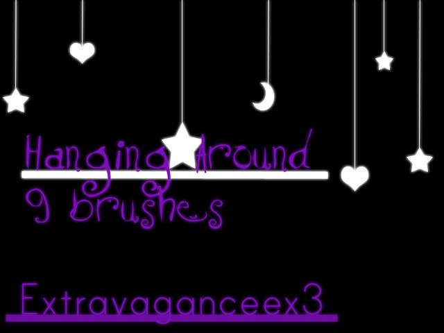 xtravaganceex3 hanging brushes by Kowaresou