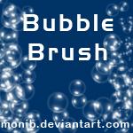 Bubble brush by monib by Kowaresou
