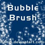 Bubble brush by monib