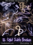 Light Swirls by redheadstock