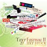 Text Festival II