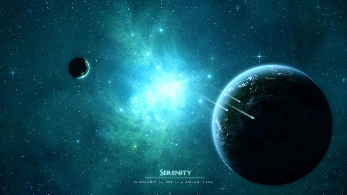 Serenity by DottGonzo