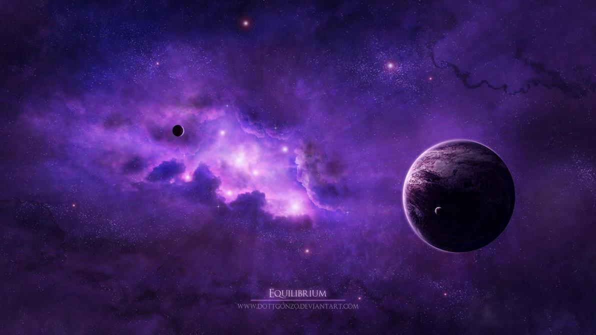 Equilibrium by DottGonzo