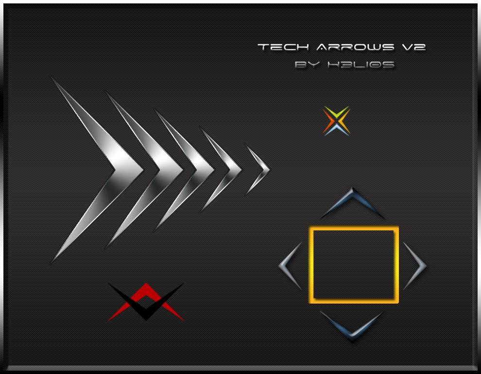 Tech Arrow v2 - Helios Designs
