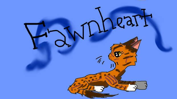 Fawnheart of RippleClan