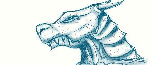 Dragon by BkFalconMacr