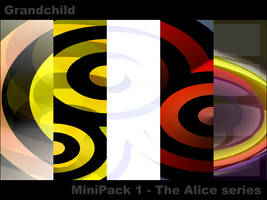 MiniPack 1 - The Alice series