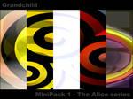MiniPack 1 - The Alice series