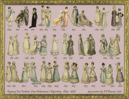 41 Regency Fashion 1809-1828 png by EKDuncan