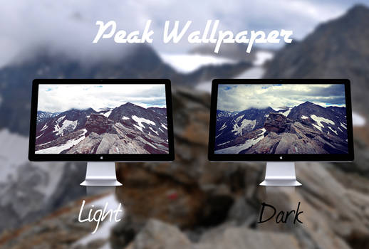 Peak Wallpaper