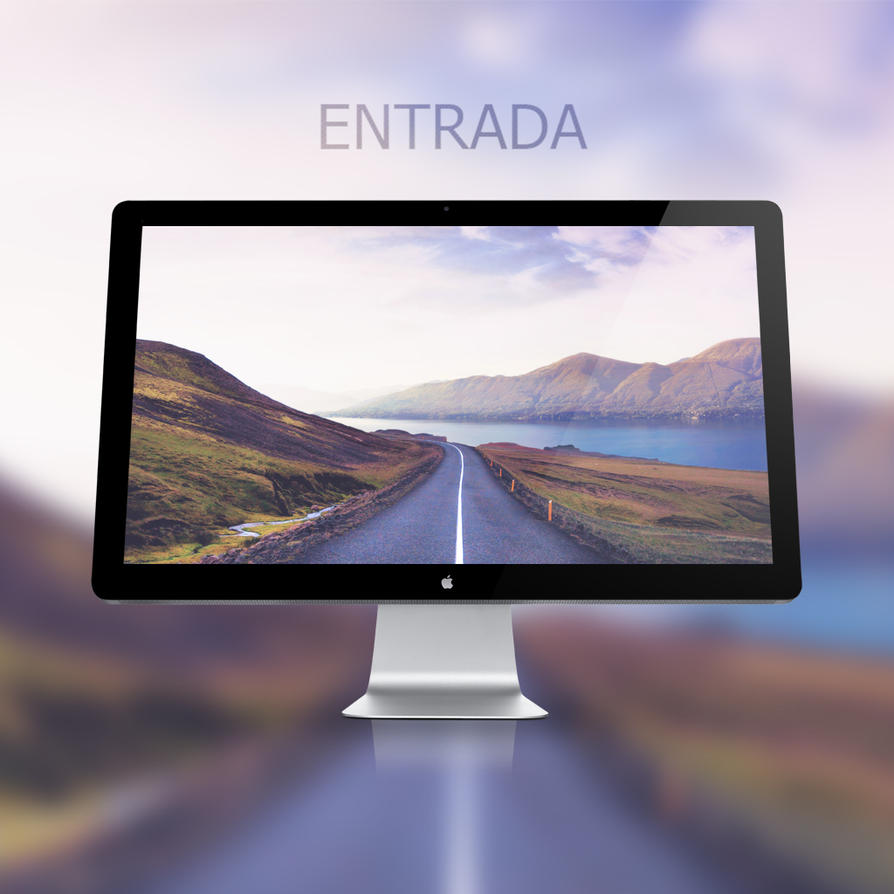 Entrada Wallpaper by rudolfzz111