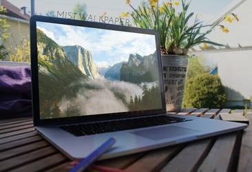 Mist V2 Wallpaper 4k