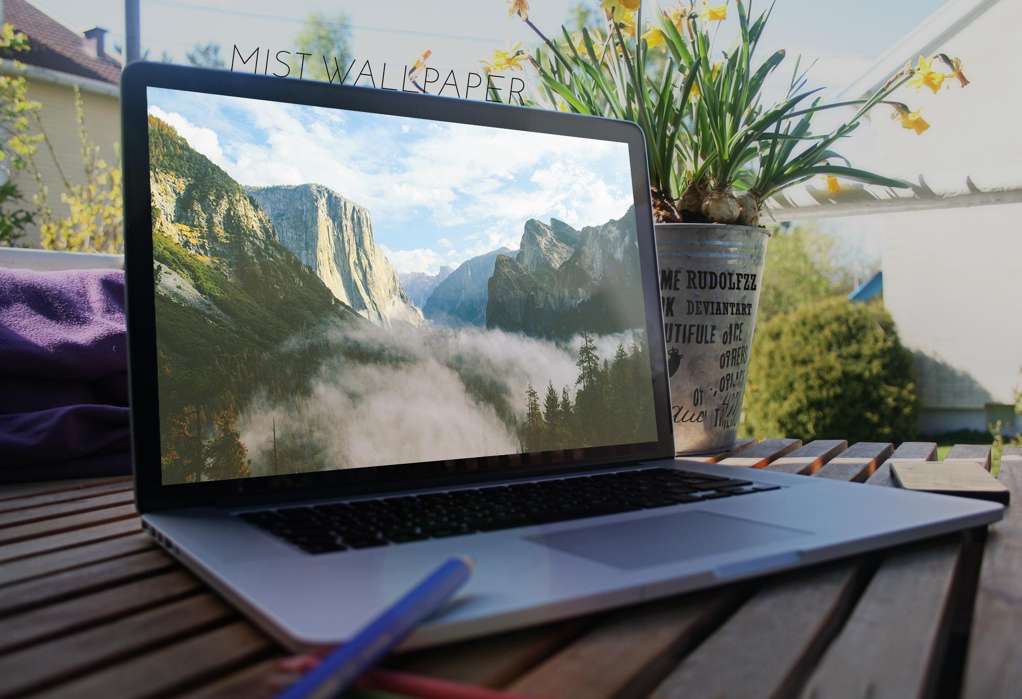 Mist V2 Wallpaper 4k by rudolfzz111