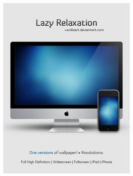 Lazy Relaxation