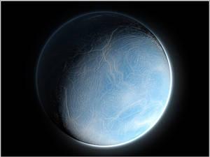 Ice Planet Stock
