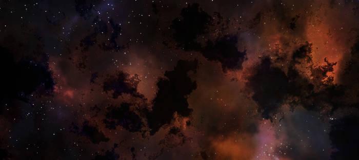 Deep Space Nebula 2 (~4000x1900px Stock)