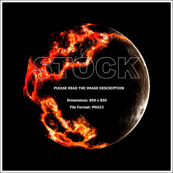 Planet Stock v8 by Hameed