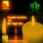 Candle Brushes