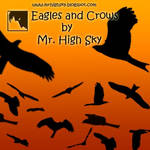 Eagles and Crows Brushes