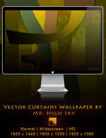 Vector Curtains by MrHighsky