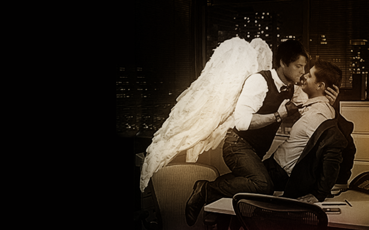 Gay Love Wallpaper Hd : Gay Angel Wallpaper by shdwslayer on DeviantArt