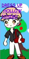 dress up hollow ichigo