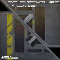 Sci fi Texure pack 02