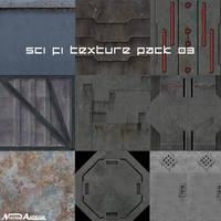 Sci fi Texure pack 03