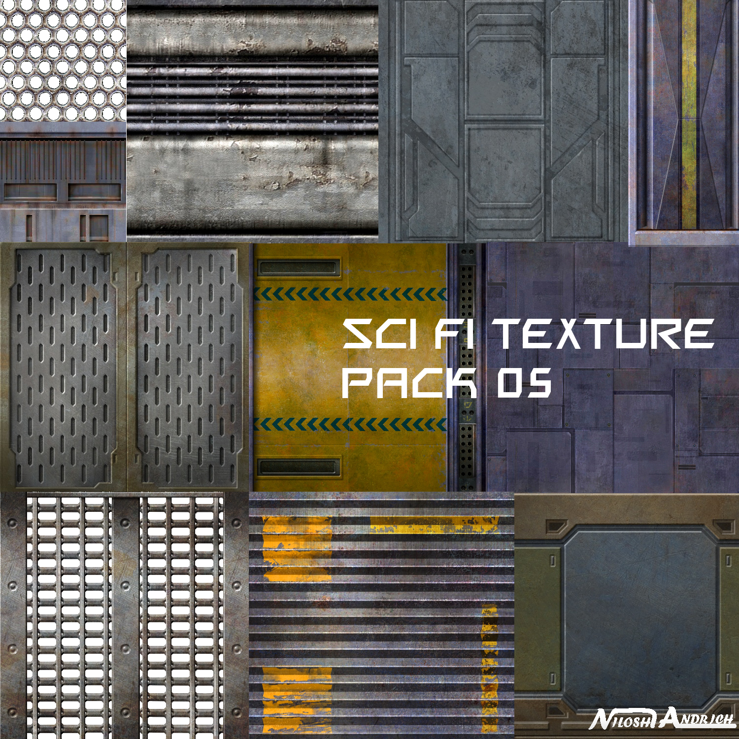 sci fi light texture. Sci Fi Texure Pack 05 By MiloshAndrich On DeviantArt Light Texture