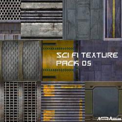 Sci fi Texure pack 05