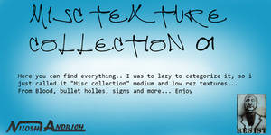 Misc Texture collection 01