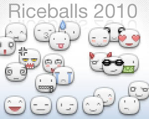 Riceballs 2010 for Trillian
