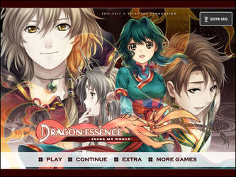 Dragon Essence - Color My World - Demo by zeiva