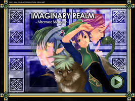 Imaginary Realm 1 by zeiva