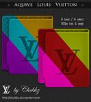 Aquave Louis Vuitton xD