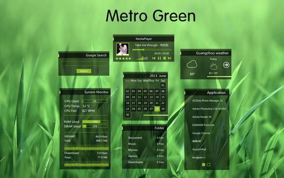MetroGreen