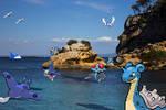 Real Bits - Pokemon Special: Coast