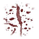 seegie - blood brushes